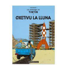 OXETIVU LA LLUNA - TINTIN (ASTURIANO)