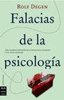 FALACIAS DE LA PSICOLOGÍA
