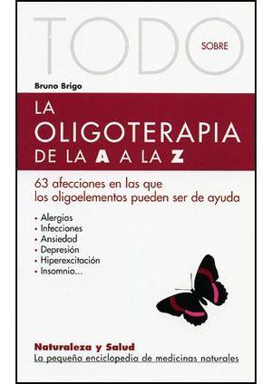 LA OLIGOTERAPIA DE LA A A LA Z