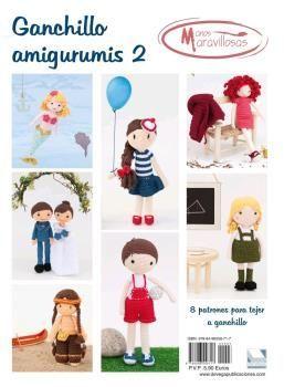 AMIGURUMIS2. MANOS MARAVILLOSAS