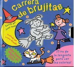 CARRERA DE BRUJITAS