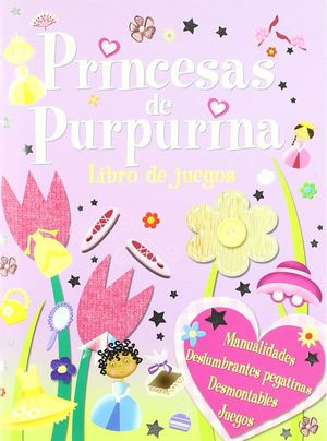 PRINCESAS DE PURPURINA