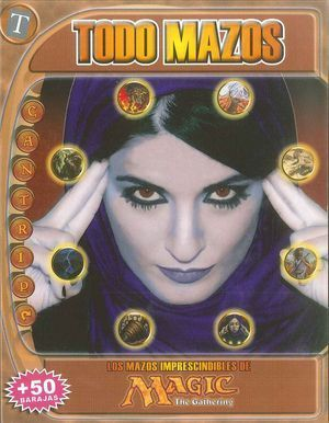 CANTRIP ESPECIAL TODO MAZOS