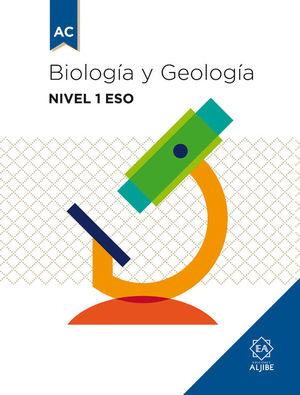 BIOLOGÍA Y GEOLOGÍA 1ºESO (ALJIBE)