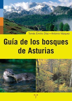 GUÍA DE LOS BOSQUES DE ASTURIAS