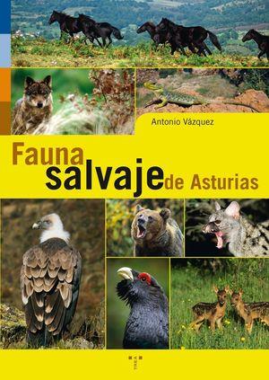 FAUNA SALVAJE DE ASTURIAS