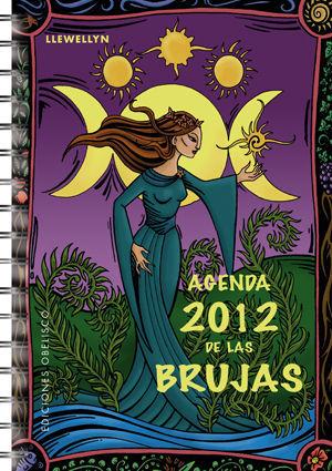 AGENDA DE LAS BRUJAS 2012