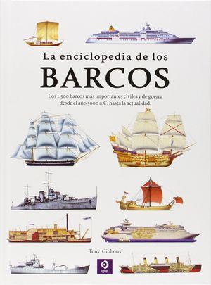 LA ENCICLOPEDIA DE LOS BARCOS