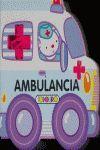 COCHES BRILLANTES (4 TITU) - AMBULANCIA/POLICIA/TR