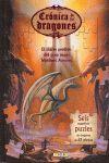 CRONICA DE LOS DRAGONES. PUZZLE