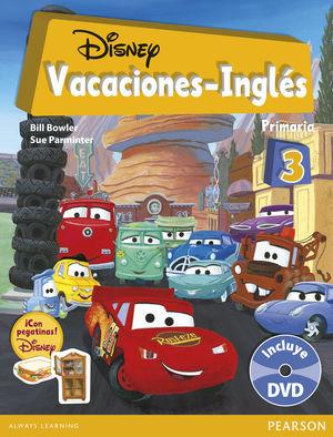 VACACIONES DISNEY INGLÉS 3º DE PRIMARIA