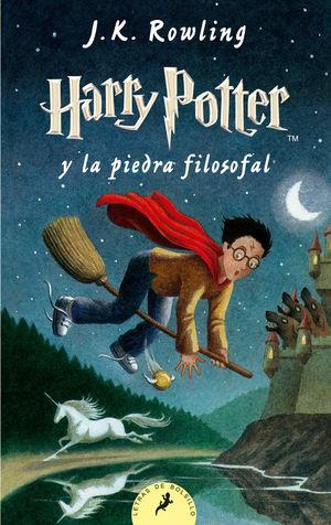 HARRY POTTER (I)  Y LA PIEDRA FILOSOFAL
