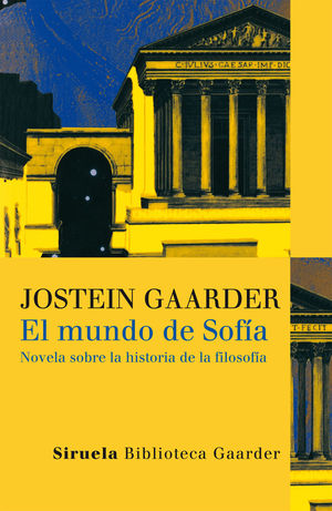 EL MUNDO DE SOFÍA (BOLSILLO/TAPA BLANDA)