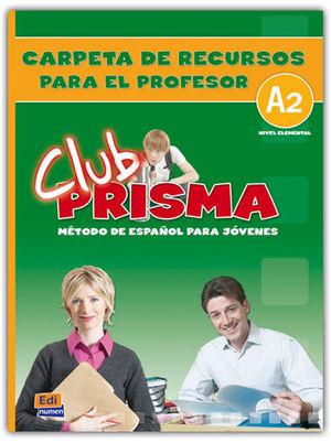 CLUB PRISMA, A2. CARPETA DE RECURSOS
