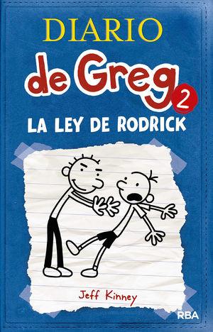 DIARIO DE GREG 2 LA LEY DE RODRICK