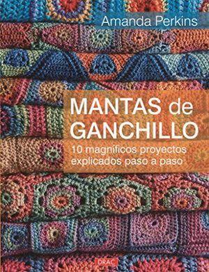 MANTAS DE GANCHILLO