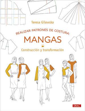 REALIZAR PATRONES DE COSTURA MANGAS