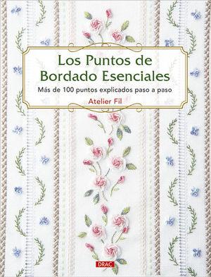 PUNTOS DE BORDADO ESENCIALES