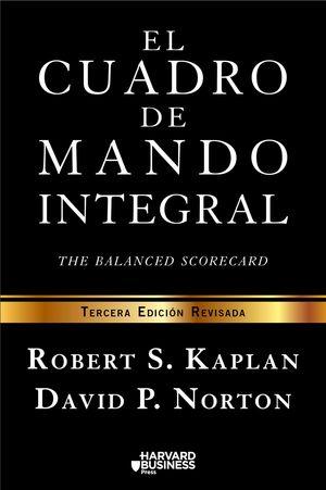 EL CUADRO DE MANDO INTEGRAL