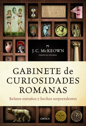GABINETE DE CURIOSIDADES ROMANAS