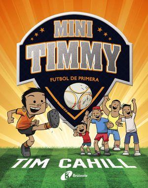 MINI TIMMY (8) FUTBOL DE PRIMERA
