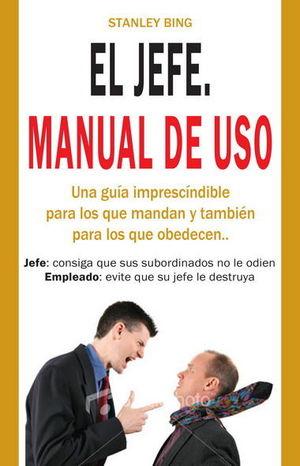 EL JEFE, MANUAL DE USO
