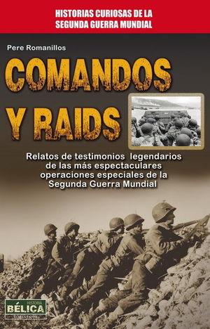 COMANDOS Y RAIDS