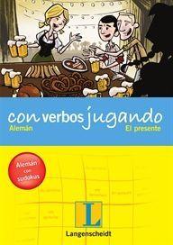 CON VERBOS JUGANDO ALEMÁN, EL PRESENTE