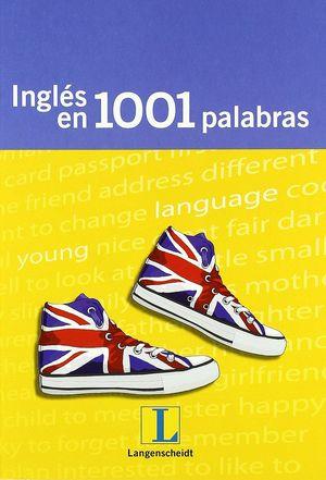 EN 1001 PALABRAS INGLÉS