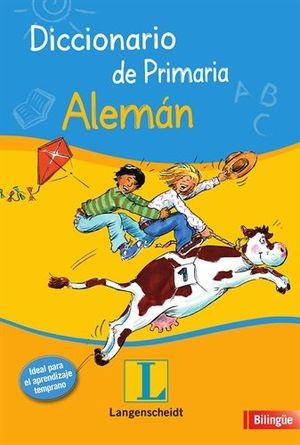 DICCIONARIO PRIMARIA ALEMÁN