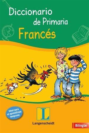 DICCIONARIO PRIMARIA FRANCÉS
