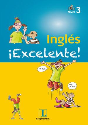 INGLÉS EXCELENTE. 3 PRIMARIA