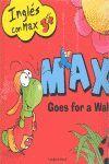 MAX EN INGLÉS + 3 AÑOS