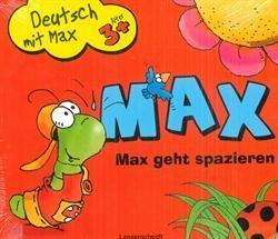 MAX EN ALEMÁN + 3 AÑOS
