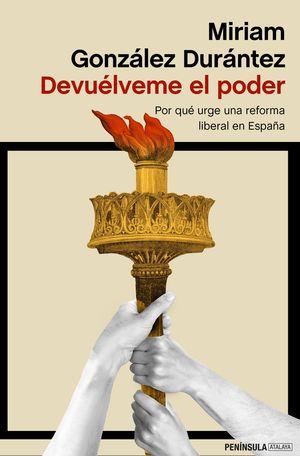 DEVULVEME EL PODER