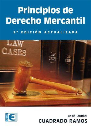 PRINCIPIOS DERECHO MERCANTIL 2ª EDICIÓN ACTUALIZADA