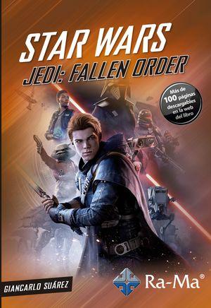 STAR WARS JEDI:FALLEN ORDER