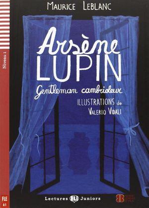 ARSÈNE LUPIN - GENTLEMAN CAMBRIOLEUR (NIV. 1 - A1) + CD