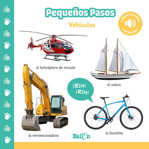 VEHICULOS PP LIBROS SONOROS