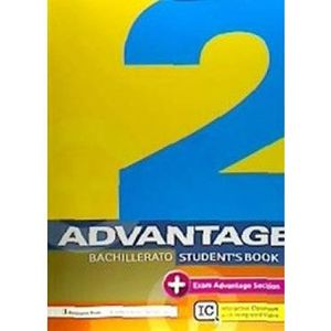 ADVANTAGE 2ºBACH STUDENT'S BOOK (ALUMNO) (BURLINGTON)