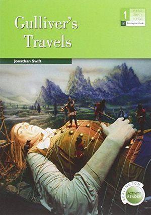 GULLIVER'S TRAVELS (BAR1ºESO) +ACTIVITY READER (BURLINGTON)